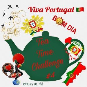 Tea time challenge 4
