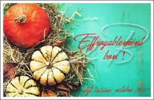 Effroyablement Bon: un thème 100% Halloween !