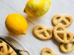 Bredele bretzel citron