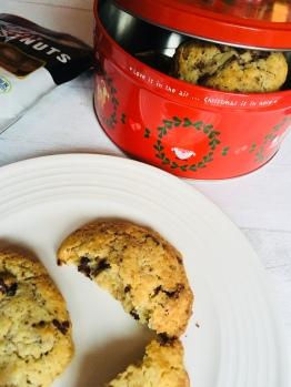 Cookies chocolat marron 3