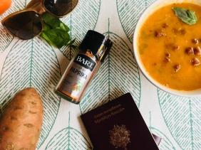 Soupe léon chorizo