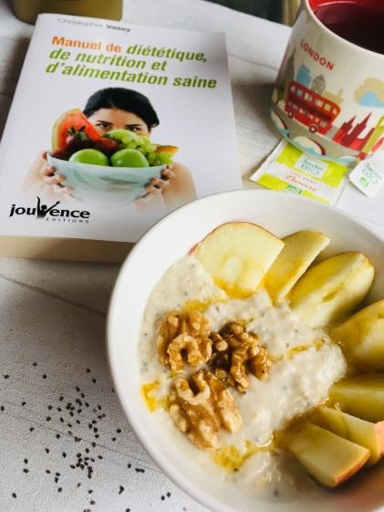 Manuel diététique et porridge 2