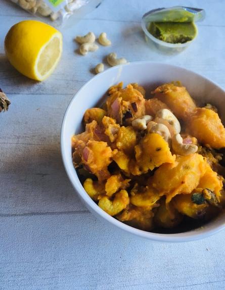 curry de pommes de terre ok